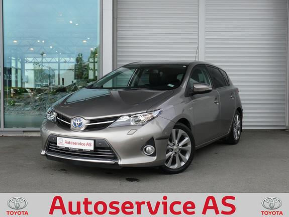 Toyota Auris 1,8 Hybrid E-CVT Executive  2013, 80000 km, kr 199000,-