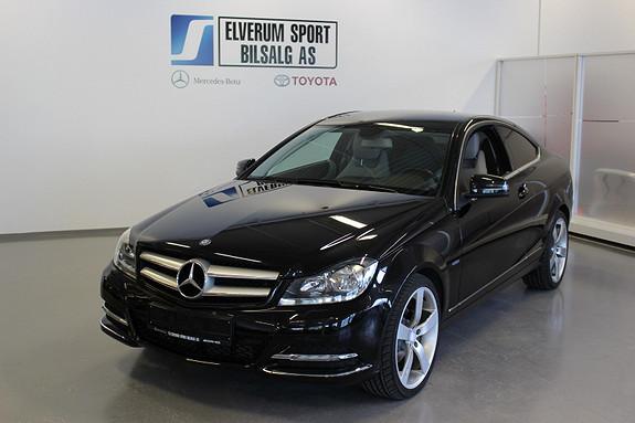 Mercedes-Benz C-Klasse C220 CDI  2012, 63000 km, kr 249000,-