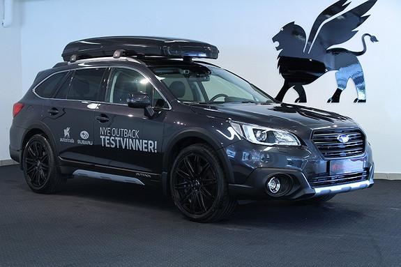 "Subaru Outback 2.5i Aut. Premium Offroadpakke 20"" SE DENNE!"