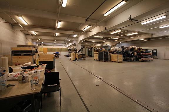 Lagerlokaler fra 100 - 3000 m2