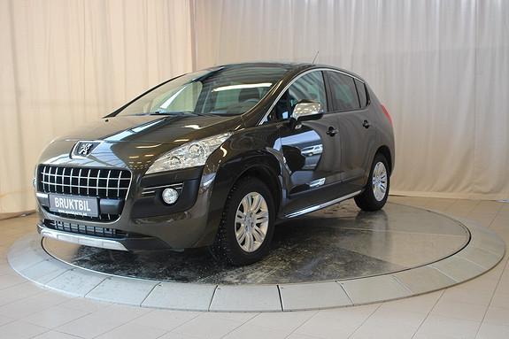 Peugeot 3008 1,6 Premium HDi DPF 109 hk  2010, 98000 km, kr 119000,-