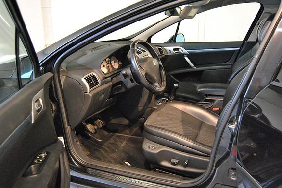 Bilbilde: Peugeot 407