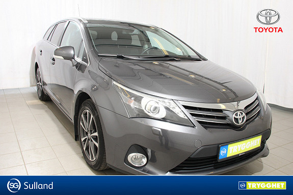 Toyota Avensis 2,0 D-4D 124hk Advance InBusiness 2.0