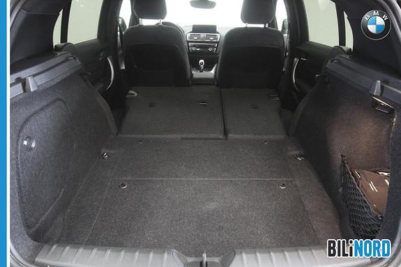 Bilbilde: BMW 1-serie