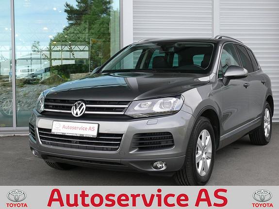 Volkswagen Touareg 3,0 V6 TDI 245hk OFFROAD Aut.  2014, 47000 km, kr 525000,-