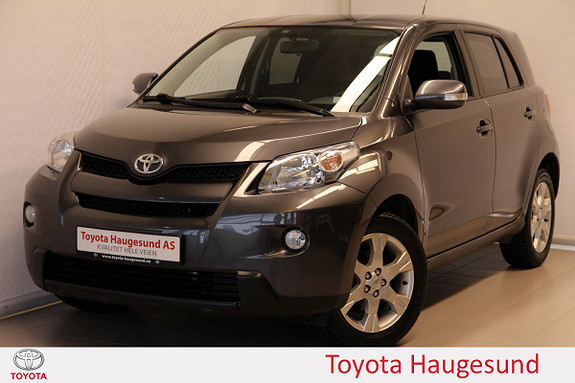 Toyota Urban Cruiser 1,4 D-4D Dynamic AWD Aircondition, Bluetooth, tectylert  2013, 36361 km, kr 170000,-
