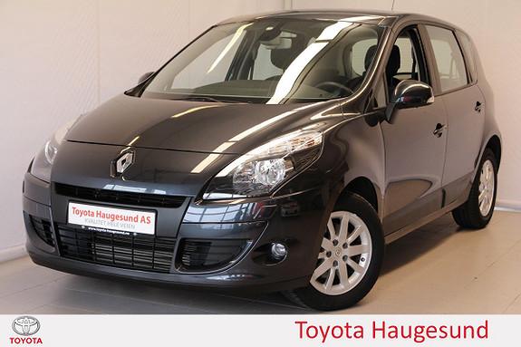 Renault Scenic 1,5 dCi FAP Dynamique EDC aut  - SE KM-STAND! -  2011, 26970 km, kr 130000,-