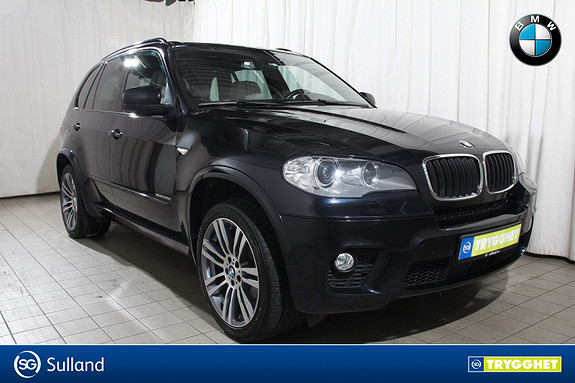 BMW X5 30dA 245hk M.Sport-Ad.cruise-Headup-webasto-softcl-etc