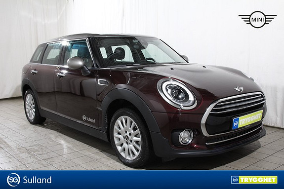 MINI Clubman Cooper AUTOMAT 136hk-LED-PDC-DAB-Bluetooth-active guard