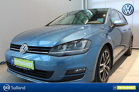 Volkswagen Golf 1,4 TSI 140hk Highline DSG WEBASTO, PANORAMA, KROK,NAVI