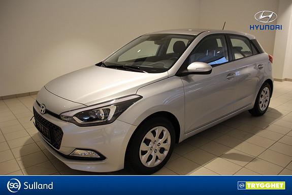 Hyundai i20 1,2 84hk Comfort