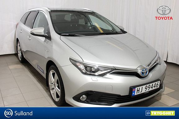 Toyota Auris Touring Sports 1,8 Hybrid Style Glasstak, Demobil