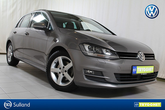 Volkswagen Golf 140 TSI DSG Highline
