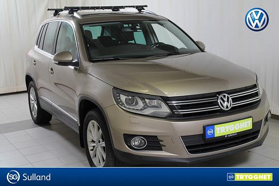 Volkswagen Tiguan 2,0 TDI 140hk 4M Sport & Style BMT DSG GODT UTSTYRT