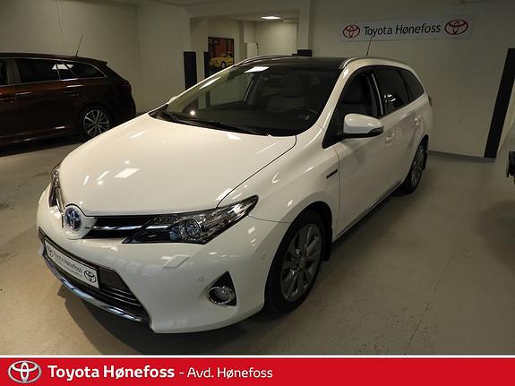 Toyota Auris Touring Sports 1,8 Hybrid Executive  2013, 47100 km, kr 239000,-
