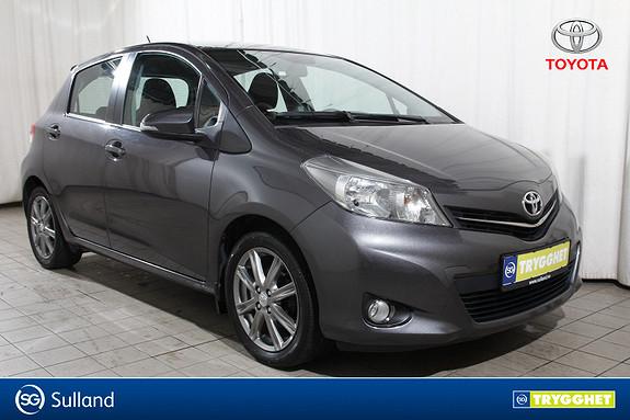 Toyota Yaris 1,33 Active Ryggekam.-Bluetooth-A/C-El.vinduer-