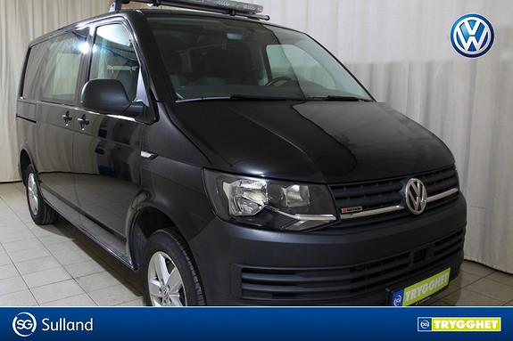 Volkswagen Transporter 2,0 TDI 150hk K u/vindu 4Motion LAV KM