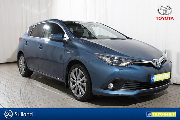 Toyota Auris 1,8 Hybrid E-CVT Style Bi-LED-TSS-Ryggekam.-DAB+
