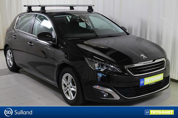 Peugeot 308 1,6 e-HDI 115hk Allure