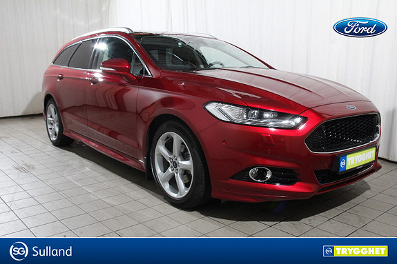 Ford Mondeo 1,6 TDCi 115hk Titanium Styling