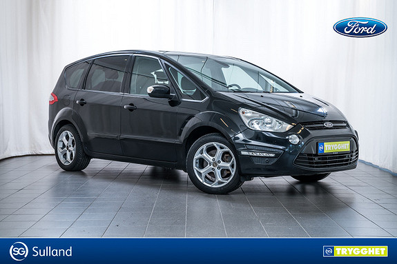 Ford S-MAX 1,6 TDCi 115hk Trend