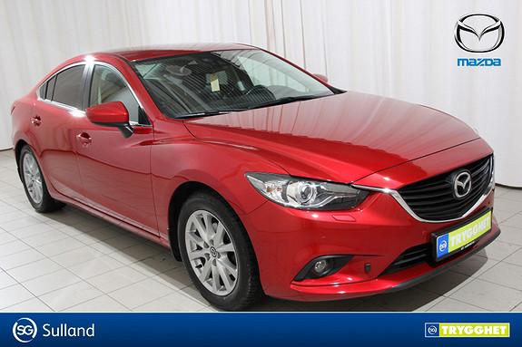 Mazda 6 2,0 145hk Vision Sedan