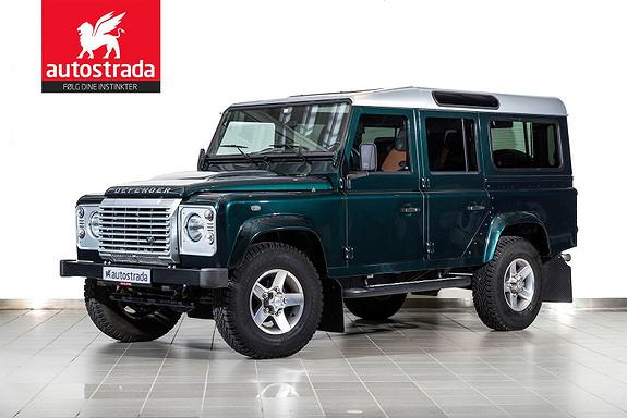 Land Rover Defender 2.2 110 Puma Limited Personbil