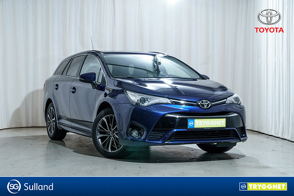 Toyota Avensis Touring Sports 1,8 Active M-drive 7S Meget pen!
