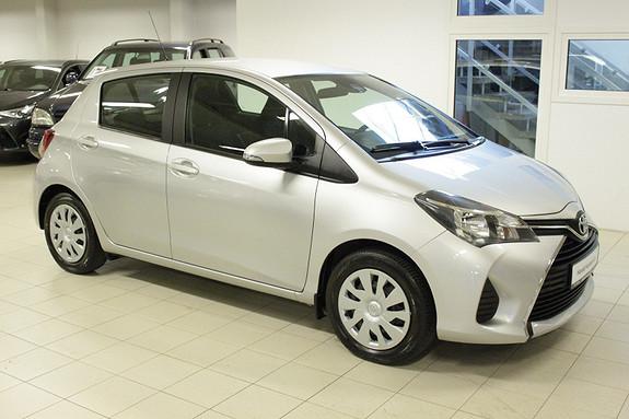 Toyota Yaris 1,33 Active  2015, 39960 km, kr 169000,-