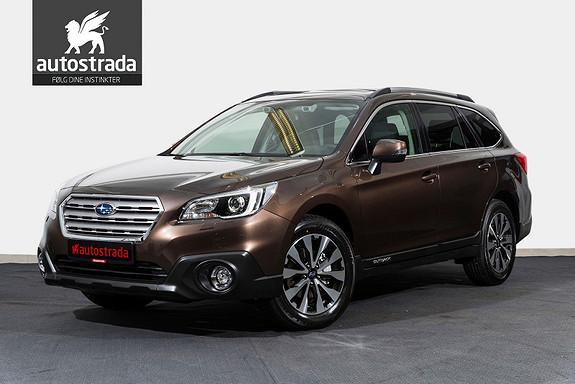 Subaru Outback Outback 2.0D Premium DAB+ NAV AUT