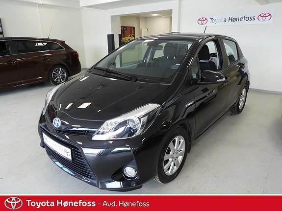 Toyota Yaris 1,5 Hybrid Active ,100hk,  2014, 45100 km, kr 159000,-