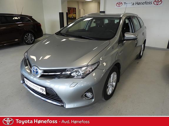 Toyota Auris 1,8 Hybrid E-CVT Active  2014, 44800 km, kr 224000,-