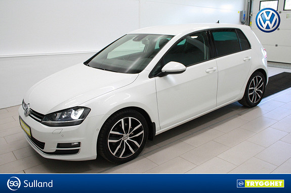 Volkswagen Golf 1,6 TDI 105hk Highline DSG ,Cruise,xenon,webasto,tlf,