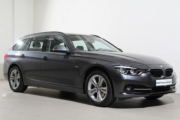 BMW 3-serie 320d Touring 190hk 100 Edition aut Navi/LED/DAB/El.krok