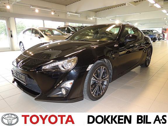 Toyota GT86 High aut. understellsbehandlet  2014, 44102 km, kr 310000,-