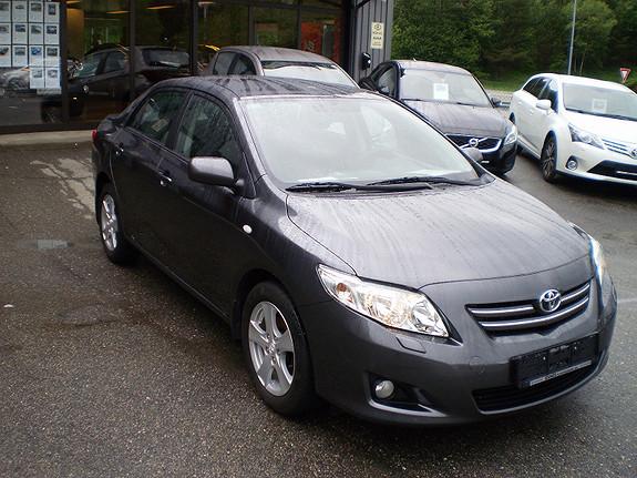Toyota Corolla Sol sedan  2009, 79009 km, kr 113660,-