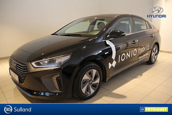 Hyundai Ioniq Teknikk , Skinn / Demobil / Årets bil!