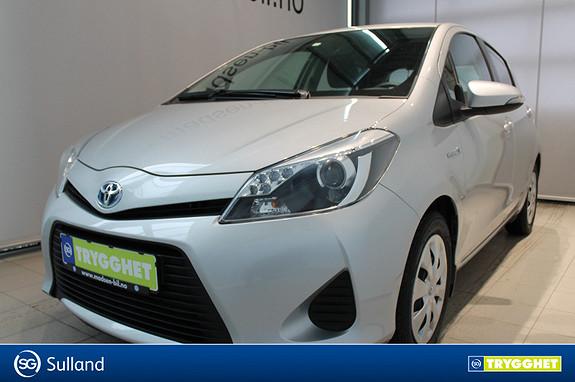 Toyota Yaris 1,5 Hybrid Active RYGGEKAMERA, BLUETOOTH, KLIMAANLEGG
