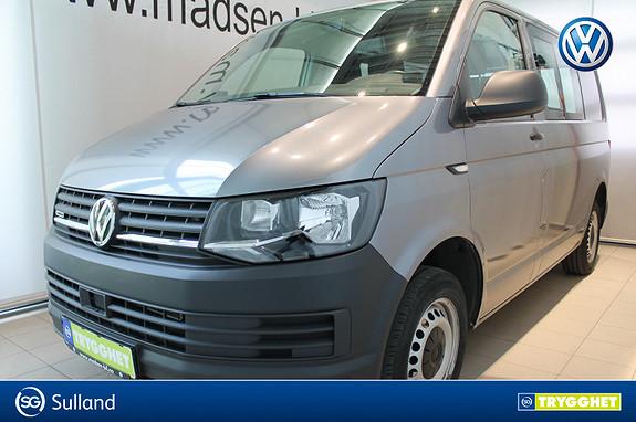 Volkswagen Transporter 2,0TDI 150hk 4M DSG Kort HELFOLIERT, RYGGEKAMERA, KROK