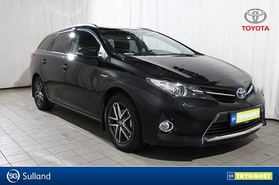 Toyota Auris Touring Sports 1,8 Hybrid Active+ DAB+-Navi-BiXenon-