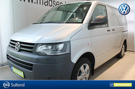 Volkswagen Transporter 2,0 TDI 140hk 4MOTION Kort **LAV KM** WEBASTO, BI-XENON