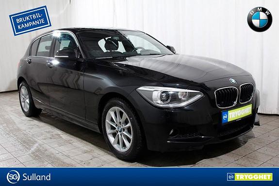BMW 1-serie 114i 1.6 M.Sport-DAB-aut fj.lysassistent, PDC-Bluetooth