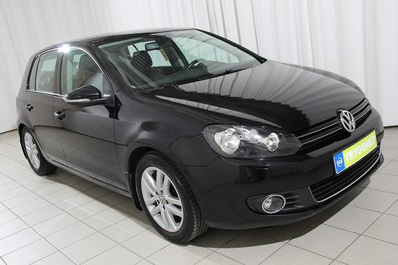 Volkswagen Golf 1,6 TDI 105hk BlueMotion