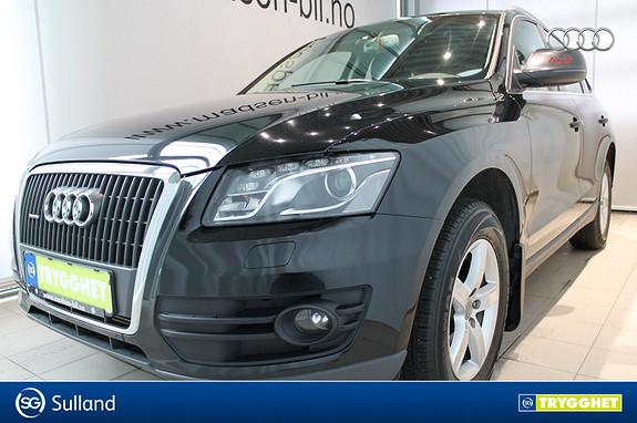 Audi Q5 2,0 TDI 170 hk quattro S tronic WEBASTO, EL. BAKLUKE