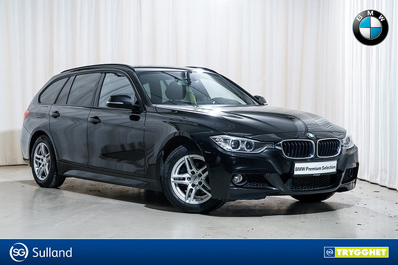 BMW 3-serie 316d Touring