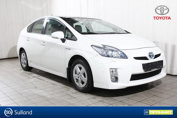 Toyota Prius 1,8 Executive Navi-Ryggekamera-Aut.Klima-Glasstak