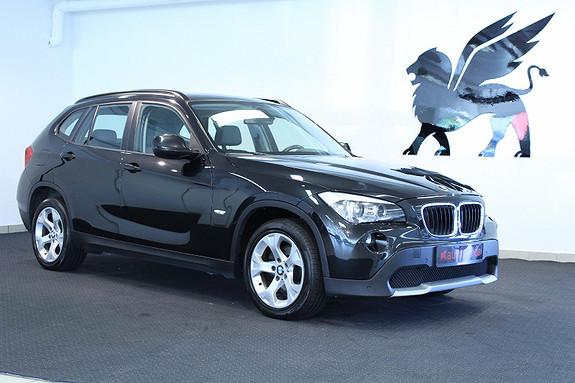BMW X1 18D X Drive Aut Xenon Navi PDC