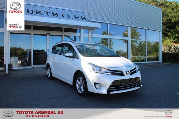 Toyota Verso 1,8 VVT-i Active 7 seter Praktisk 7 seter, 1 eier, Dab +  2013, 71500 km, kr 219000,-