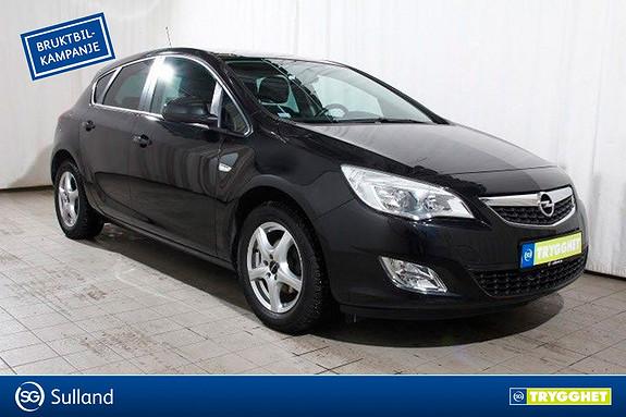Opel Astra 1,4 Enjoy 100hk S/S Delskinn-Cruise-Multiratt-Klima-ESP