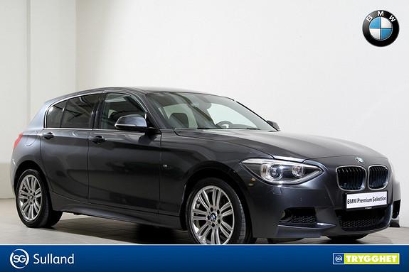 BMW 1-serie 116d aut Msport-DAB+-PDC-Xenon-Bluetooth-HiFi++